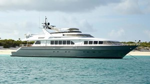 1991 Trinity Yachts Raised Pilothouse