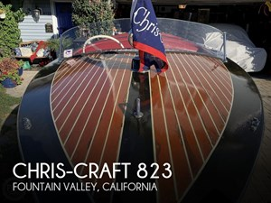 1938 Chris-Craft 823