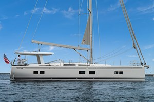 2018 Hanse Yachts 548
