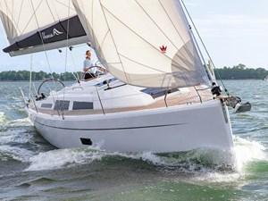 2020 Hanse Yachts 348