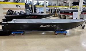 2021 Alumacraft V16