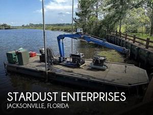 1988 Stardust Enterprises Barge