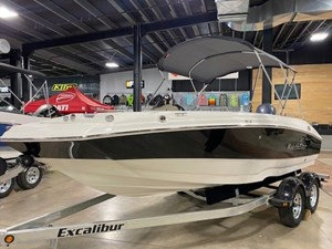 2021 NauticStar 193 Side-Console/F115XB/BOAT-MOTOR-TRAIL