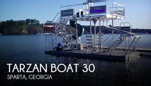 2016 Tarzan Boat 30