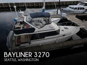 1983 Bayliner 3270