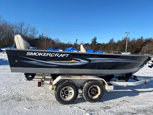 2021 Smoker Craft 180 Freedom T