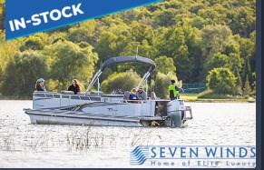2021 Tahoe 2385 GT - REAR FISH