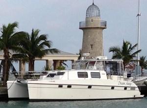 2007 Endeavour Catamaran Power Cat