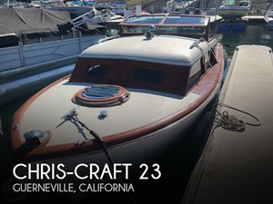 1954 Chris-Craft 23