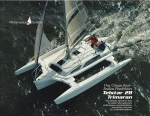 Performance Cruising Telstar 28 2005