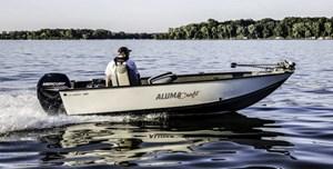 2021 Alumacraft Classic 165 Tiller