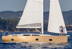 2021 Hanse Yachts Hanse 418