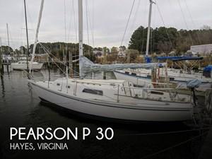1974 Pearson P 30