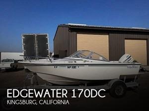 1996 Edgewater 170DC