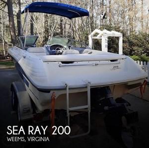 1994 Sea Ray 200 Signature