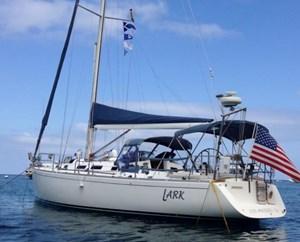 2001 J Boats 46