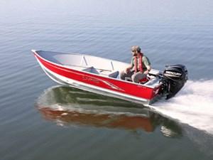 2021 Lund SSV-14 Fishboat