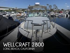 1988 Wellcraft 2800 Coastal