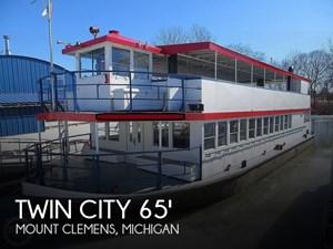 1984 Twin City Passenger Vessel