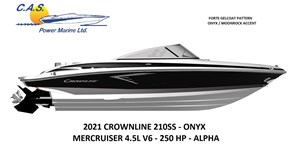 2021 Crownline 210 SS