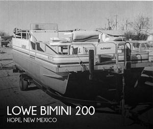 1996 Lowe Bimini 200