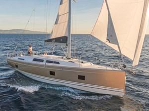 2021 Hanse Yachts 418 #229