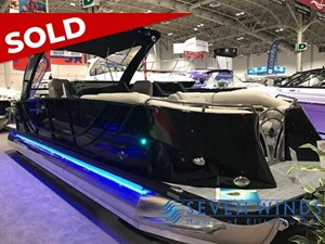 2019 South Bay 25 Sport DS9 DC
