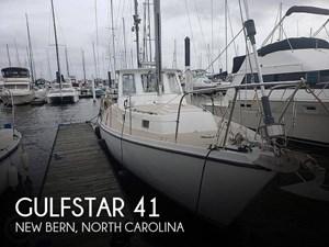 1974 Gulfstar 41