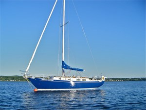 1980 Niagara 35 MKI - Capitaine Bontems
