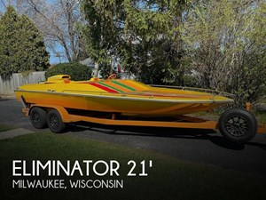 1981 Eliminator Day Cruiser