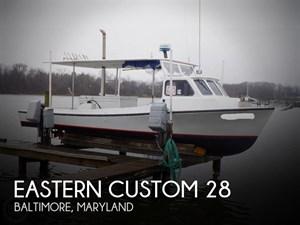1990 Eastern Custom 28