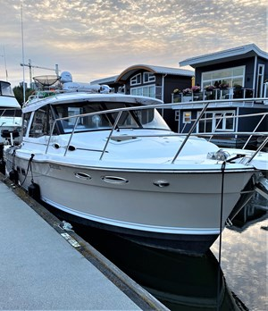 2019 Cutwater 302 NW COUPE