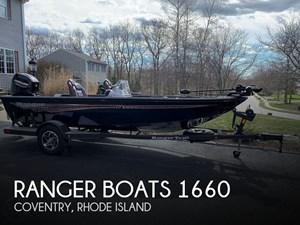 2020 Ranger VS1660SC
