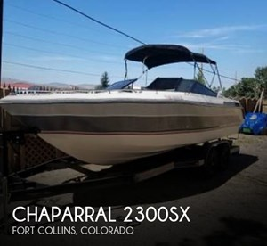 1988 Chaparral 2300sx
