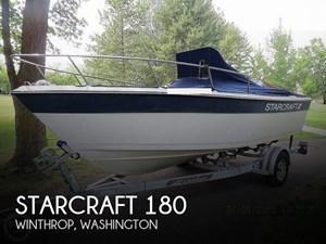 1988 Starcraft Bluewater 180