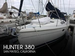 2001 Hunter 380