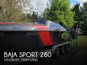 1988 Baja Sport 280
