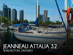 1984 Jeanneau Attalia 32