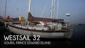 1977 Westsail 32