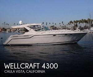 1990 Wellcraft portofino 4300