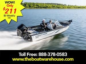 2021 Crestliner Fishing Boats