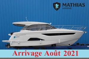 2021 BAVARIA R40 COUPE VOLVO D6-380