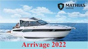 2022 BAVARIA S36 COUPE VOLVO D3-220 EVC