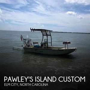 2012 Pawley's Island Custom Santee Skiff 165