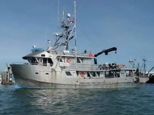 1989 Expedition Charter, Work, Motor Yacht