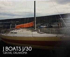 1980 J Boats J/30