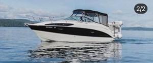 2009 Bayliner 265