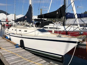1983 CS Yachts Traditional