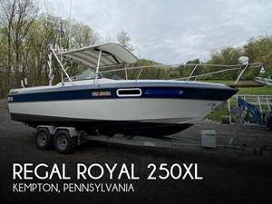 1987 Regal Royal 250XL