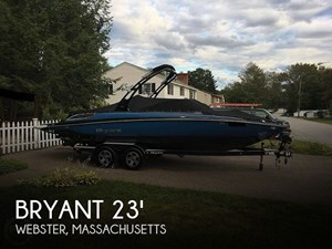 2015 Bryant 233X Surf Series